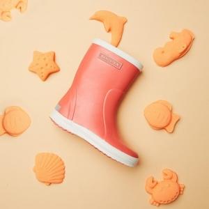 Rainboot coral logo