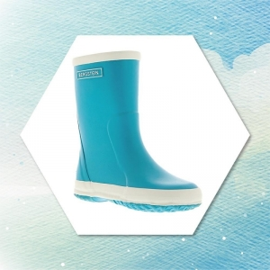 Rainboot Aqua logo