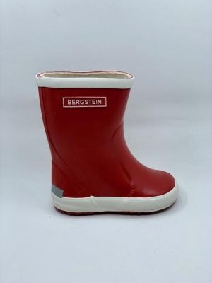 Rainboot red Red
