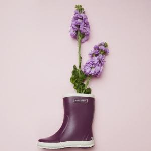 Rainboot purple logo