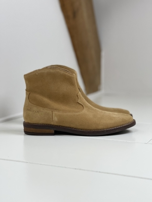 Billy boots velour date  logo